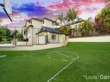 1 Lomond Place, Castle Hill, NSW 2154