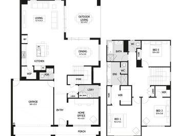 K1 - floorplan