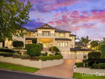 1 Lomond Place, Castle Hill, NSW 2154
