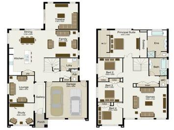 The Regent 360 - floorplan