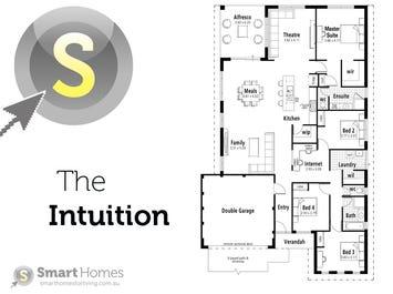 The Intuition - floorplan