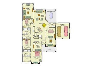 The Willowbrook 290 - floorplan