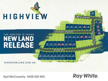 Stages 45 & 47 Highview Estate, Highton, Vic 3216