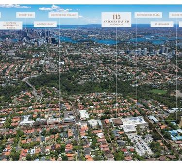 115 Sailors Bay Road, Northbridge, NSW 2063