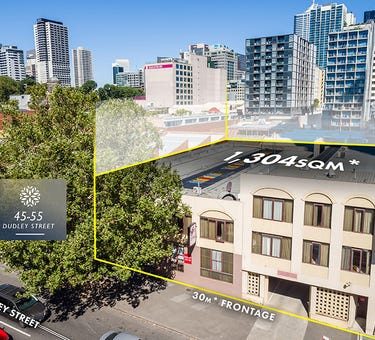 45-55 Dudley Street, West Melbourne, Vic 3003