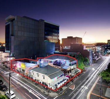 Leading Brisbane bar and restaurant complex, 132  Constance Street, Fortitude Valley, Qld 4006