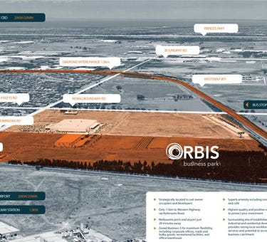 Orbis Business Park, 165-211 Robinsons Road, Derrimut, Vic 3030