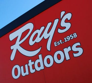 Ray's Outdoors, 340-344 Melbourne Road, Geelong, Vic 3220