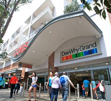 Dee Why Grand Shopping Centre, 15 Pacific Parade, Dee Why, NSW 2099