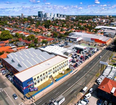 166-176 Parramatta Road, Croydon, NSW 2132