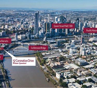 57  Coronation Drive, Brisbane City, Qld 4000