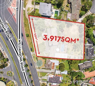 92-96 Williamsons Road, Doncaster, Vic 3108