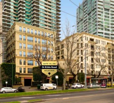 Suite 110, 370 St Kilda Road, Melbourne, Vic 3000