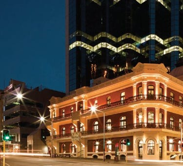 The Palace, 108 St Georges Terrace, Perth, WA 6000