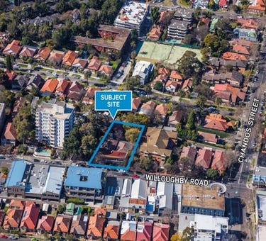155-161 Willoughby Road, Naremburn, NSW 2065