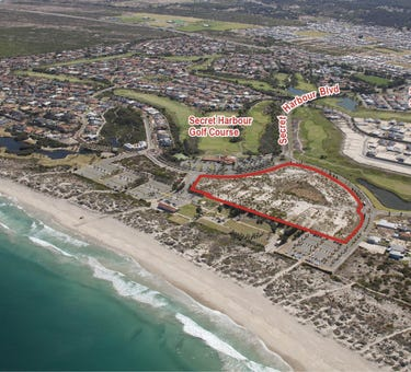 Sea Side Development Site, 2661-2664 Secret Harbour Boulevard, Secret Harbour, WA 6173