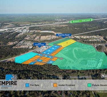 Lots 4-34 Empire Industrial Estate, Yatala, Qld 4207
