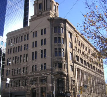 The Argus Building, 288 La Trobe Street, Melbourne, Vic 3000