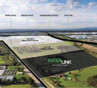 Inter Link Business Park, 283 Perry Road, Keysborough, Vic 3173