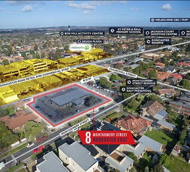 8 Montgomery Street, Doncaster East, Vic 3109