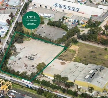 Lot 9 Kiora Crescent, Yennora, NSW 2161