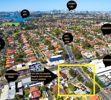 502-506 Parramatta Road, Ashfield, NSW 2131