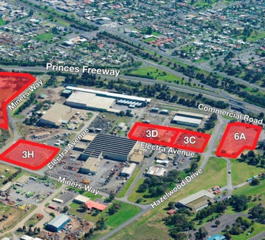 Lot, 3H & 6A Hazelwood Drive, Morwell, Vic 3840
