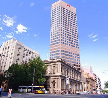 Levels 24 & 30 , Westpac House, 91 King William Street, Adelaide, SA 5000