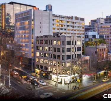 Bourke House, Corner of Bourke and Russell Streets, Melbourne, Vic 3000