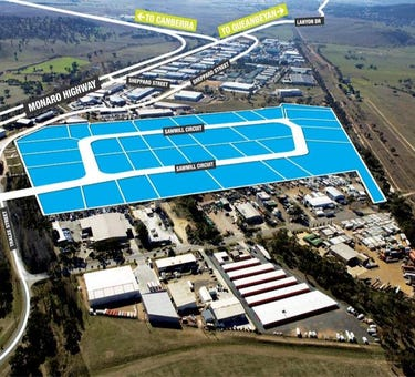 Monaro Industrial Park, 20 Tralee Street, Hume, ACT 2620