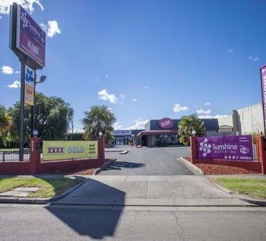 Sunshine Motor Inn, 608 Ballarat Road, Ardeer, Vic 3022