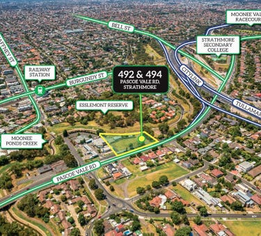 492 & 494 Pascoe Vale Road, Strathmore, Vic 3041