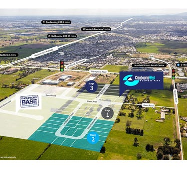 Cranbourne West Business Park, 30 Gwen Road, Cranbourne, Vic 3977