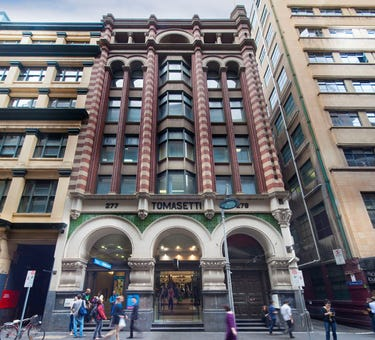 277-279  Flinders Lane, Melbourne, Vic 3000