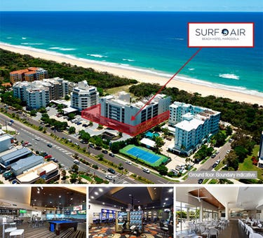 Surfair Beach Hotel and Conference Centre, 923  David Low Way, Marcoola, Qld 4564