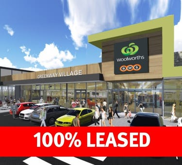 Greenway Village Shopping Centre, 799 Richmond Road, Marsden Park, NSW 2765