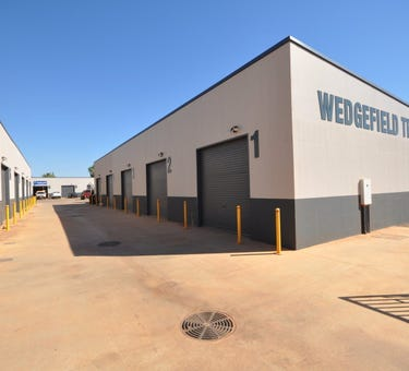 Wedgefield Trades Centre, 9 Murrena Street, Wedgefield, WA 6721