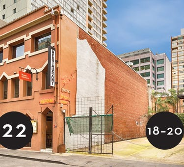 18 - 20 & 22 Punch Lane, Melbourne, Vic 3000