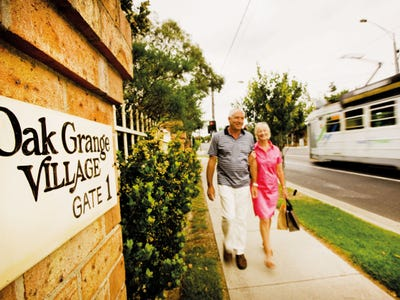 Oak Grange Village Retire with extra comfort of a Change of Mind Money Back Guarantee*