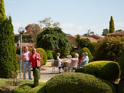 Aveo Oak Tree Hill Retirement living at its best!