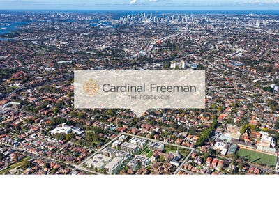The Residences at Cardinal Freeman New retirement apartments 10kms from Sydney CBD