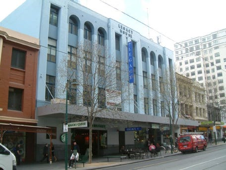 Legacy House, 293 Swanston Street, Melbourne, Vic 3000