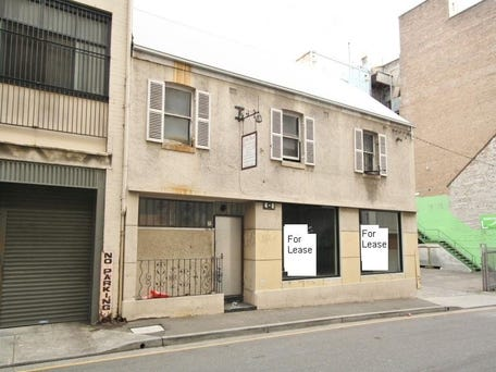Whole Building, 4-8 Grose St, Glebe, NSW 2037