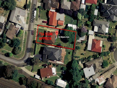 44 Myers Avenue, Glen Waverley, Vic 3150