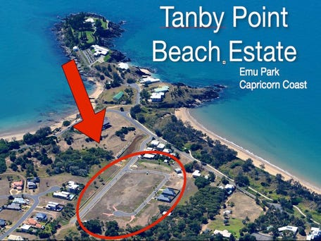 1 Tanby Point Beach Estate, Emu Park