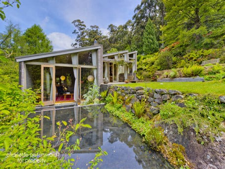Sold price for 677 huon road fern tree tas 7054 for Home designs tasmania