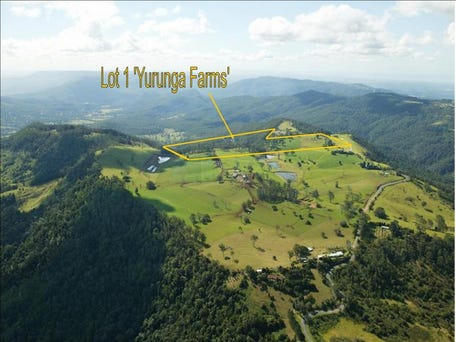 Yuringa Farms - Lot 1 - Beechmont Road, BEECHMONT QLD 4211