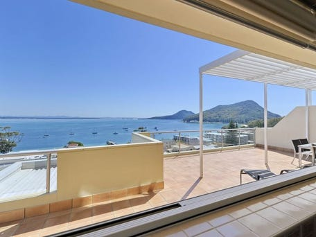 Penthouse 602,2 Messines Street, Shoal Bay, NSW 2315
