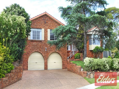 Sold Price For 13 Hicks Place Kings Langley NSW 2147