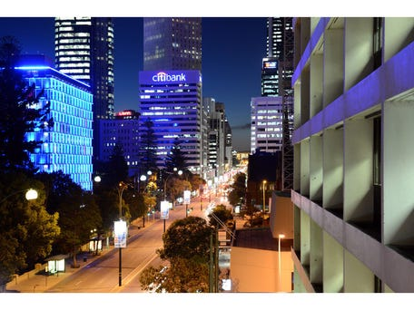 Sold price for 18 22 st georges terrace perth wa 6000 for 22 st georges terrace